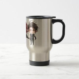 All Character Chibis Travel Mug