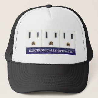 ALL CHARGED UP TRUCKER HAT