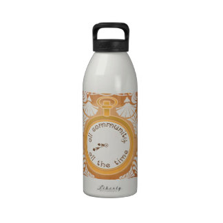 All Community, All the Time Reusable Water Bottles