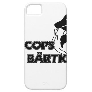 All Cops of acres bearded ones iPhone 5 Case
