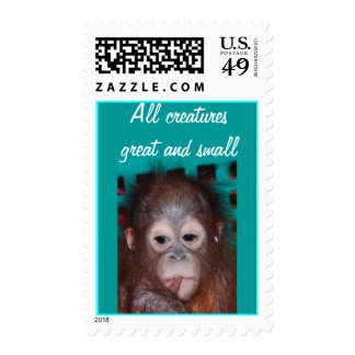 All Creatures Great and Small Stamp