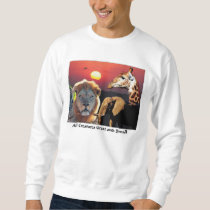 All Creatures Great and Small Sweatshirt