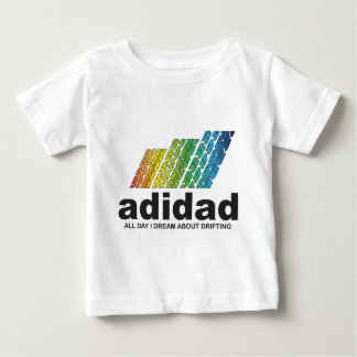 All Day I Dream About Drifting (adidad) Baby T-Shirt