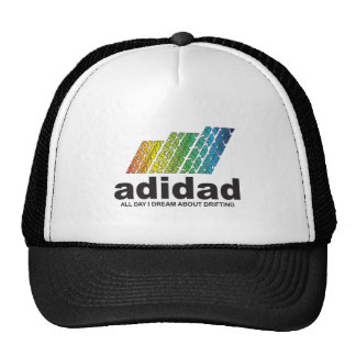 All Day I Dream About Drifting (adidad) Trucker Hat