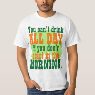 All Day Irish Party T-Shirt