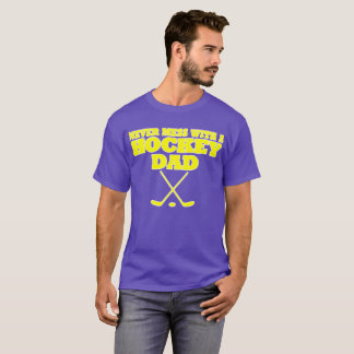 "All Day Long: ""Hockey Dad"" T-shirt"