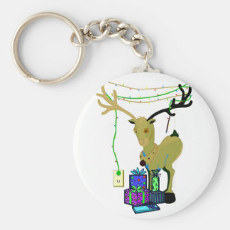 All Decked Out Keychain
