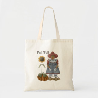 All dem Blessings · Fall Y'all Tote Bag