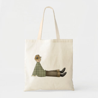 All dem Blessings · Scarecrow Tote Bag