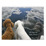 All Dogs Are From Heaven Calendar