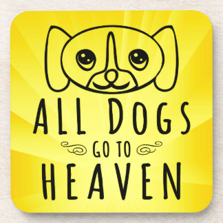 All Dogs Go to Heaven Coaster
