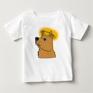 All Dogs Go To Heaven Hand-drawn Cartoon Baby T-Shirt