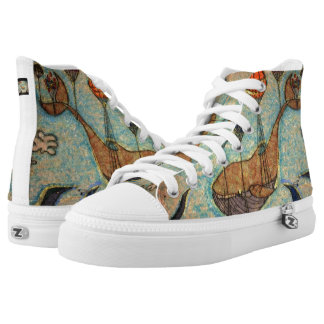 All dreams can come true High-Top sneakers