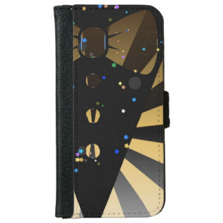 All dressed up iPhone 6/6s wallet case