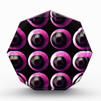 All Eyeballs On You (pink) Award