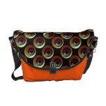 All EyeBalls On You Rickshaw Messenger Bag