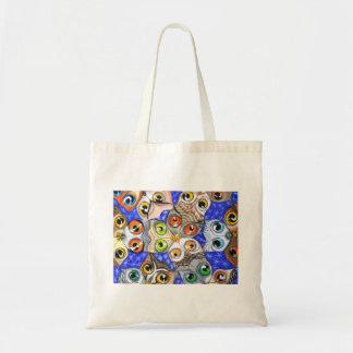 All Eyes Tote Bag
