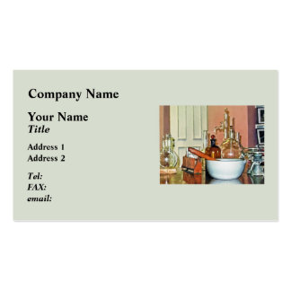 All Fancy Gourds Business Card