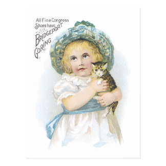 All Fine Congress Shoes Have Bridgeport Goring Post Cards