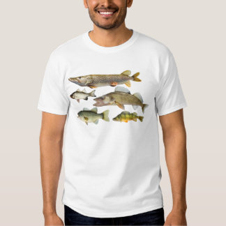 all-Fish T-shirt