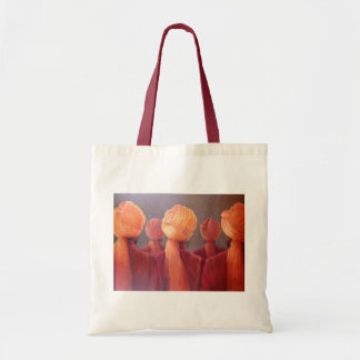 All Five Heads Tote Bag