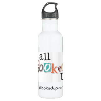 All Fooked Up 24oz Water Bottle