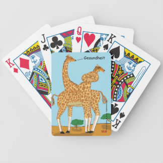 """""""All For Knot"""" Bicycle Playing Cards"""