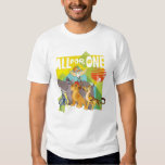 All For One Lion Guard Graphic Dresses