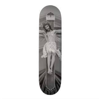 All For You Grayscale Skateboard