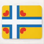 All Frisian   Scandinavial model, Netherlands Mouse Pad