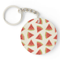 All Fun in the Sun Step Keychain