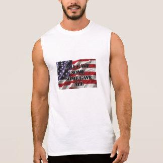 All Gave Some Men's Sleeveless T-Shirt