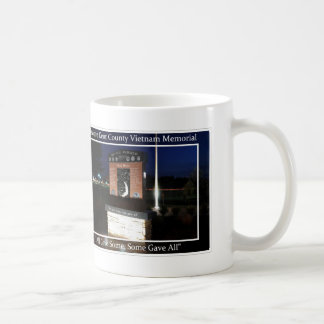 All Gave Some, Some Gave All Classic White Coffee Mug