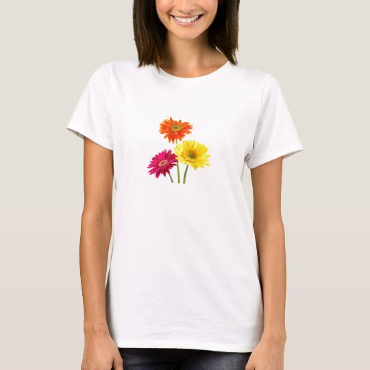 All Gerbera Daisies T-Shirt