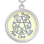 All Gods are one god Necklace