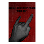 All God's People Rocked! Poster