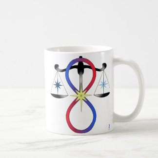 All Gods Universal Power Color - Religious Symbol Coffee Mugs