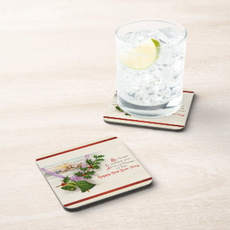 All Good Things Beverage Coaster
