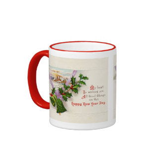All Good Things Ringer Mug