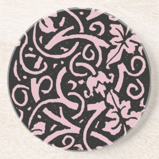 All Good Things Victorian Vine Pattern Coaster