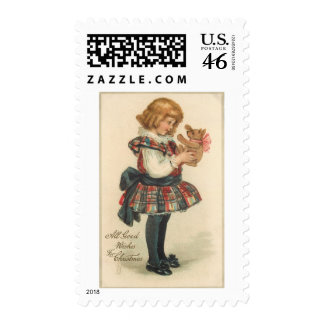 All Good Wishes for Christmas Postage