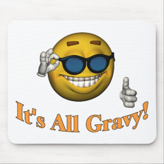 All Gravy Mouse Pad