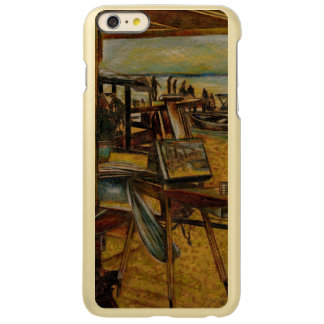 All Great Painting starts with one Brush Stroke Incipio Feather® Shine iPhone 6 Plus Case