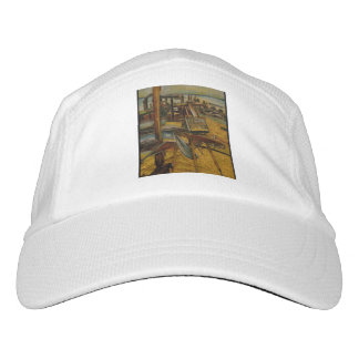 All Great Paintings Start with One Brush Stoke Hat