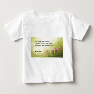 All guile - Adélia the Prado Baby T-Shirt
