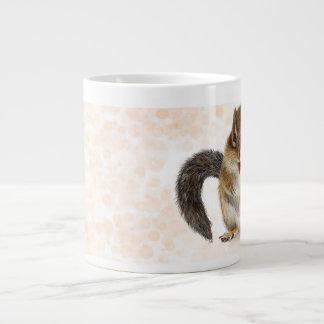 All Hail the Alpha Squirrel Jumbo Mug