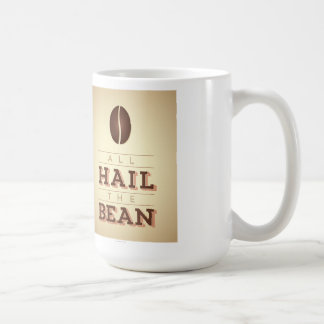 All Hail the Bean Coffee Mug