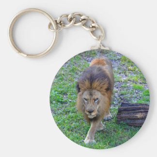All Hail the King of the Jungle Keychain