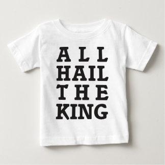 All Hail the King Infant T-shirt