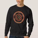 All Hail the Power of the Atom Vintage Logo Sweatshirt
